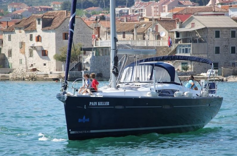 Segelboot mit oder ohne Skipper Bénéteau mieten in Kavala