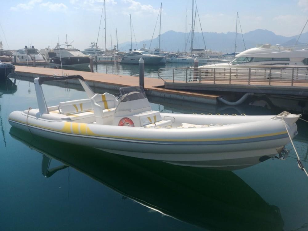Motorboot mit oder ohne Skipper  mieten in Salerno