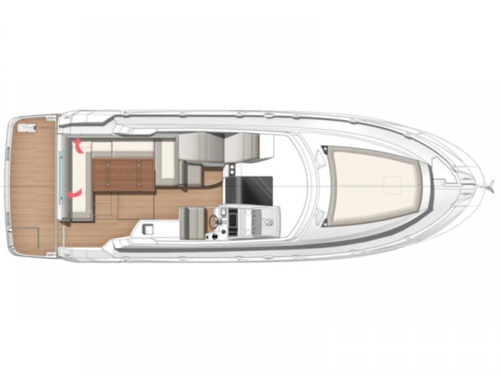 Bootsverleih Jeanneau Leader 36 Marina d'Arechi Samboat
