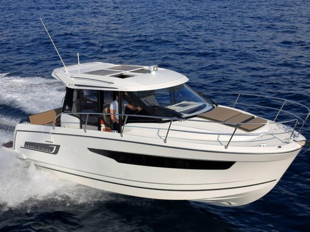 Bootsverleih Jeanneau Merry Fisher 895 Salerno Samboat