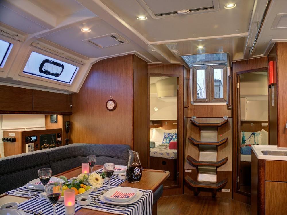 Bootsverleih Fethiye günstig Bavaria Cruiser 46 Style
