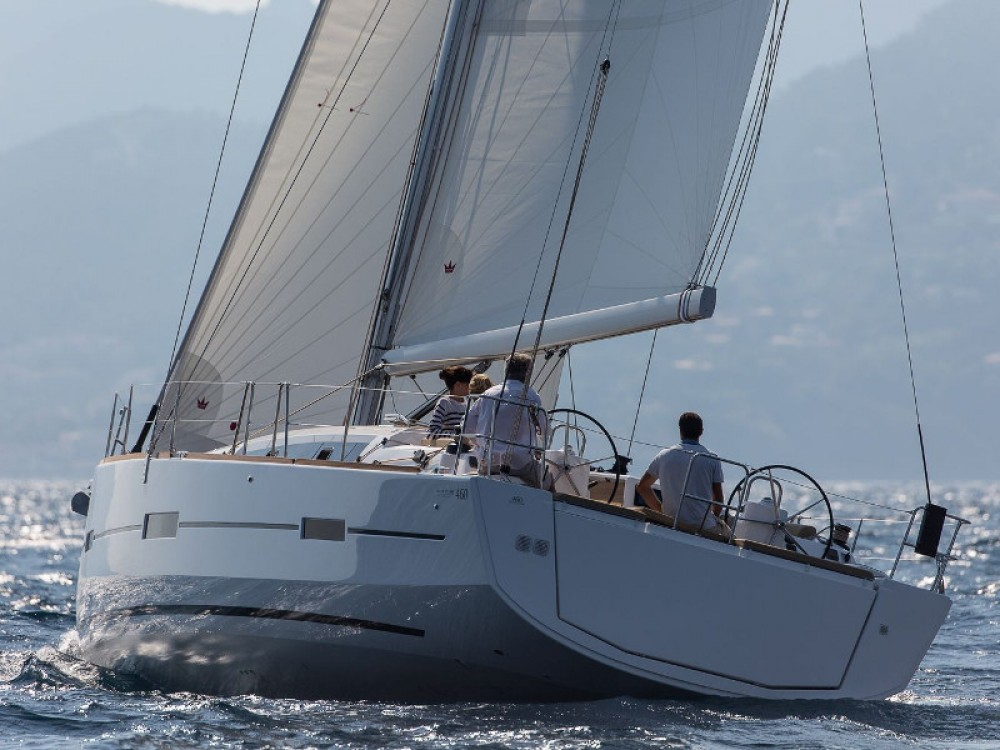 Yacht-Charter in Lefkada - Dufour Dufour 460 Grand Large auf SamBoat