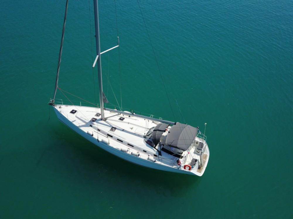 Segelboot mieten in Marina Alimos - Bénéteau Cyclades 50.4