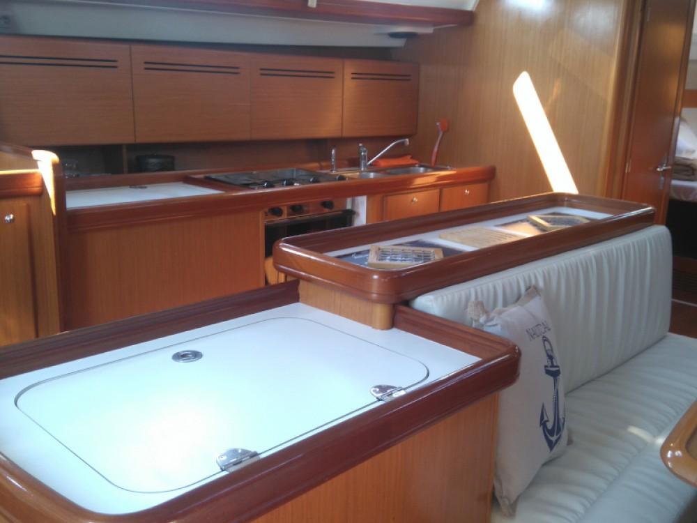 Yacht-Charter in Marina Alimos - Bénéteau Cyclades 50.4 auf SamBoat