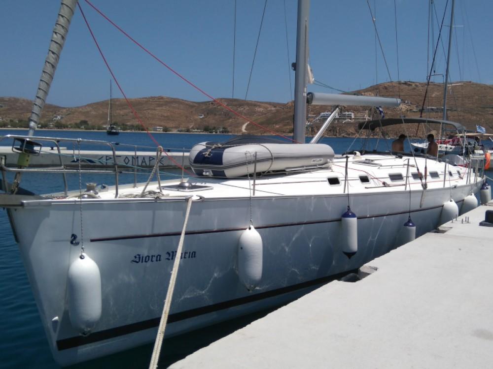 Ein Bénéteau Cyclades 50.4 mieten in Marina Alimos