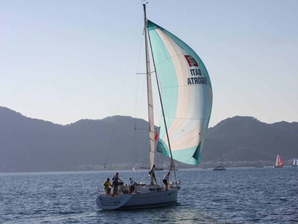 Bootsverleih Marmaris günstig Sun Odyssey 36i