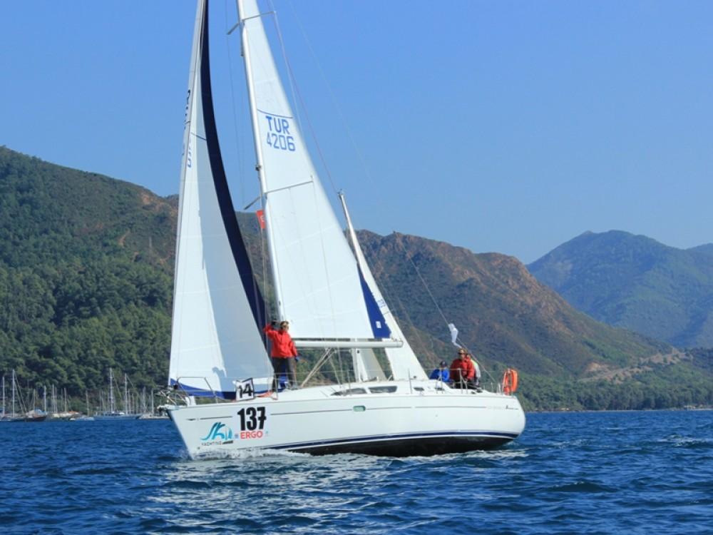Bootsverleih Marmaris günstig Sun Odyssey 37