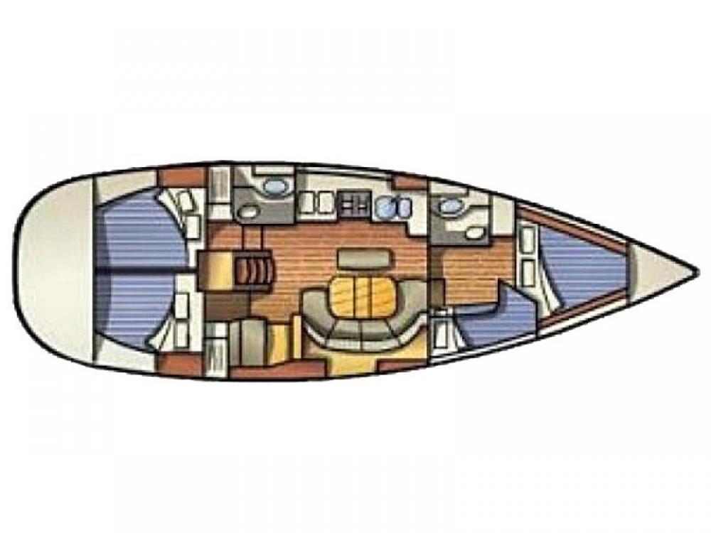 Bootsverleih Bénéteau Oceanis 411 Marmaris Samboat