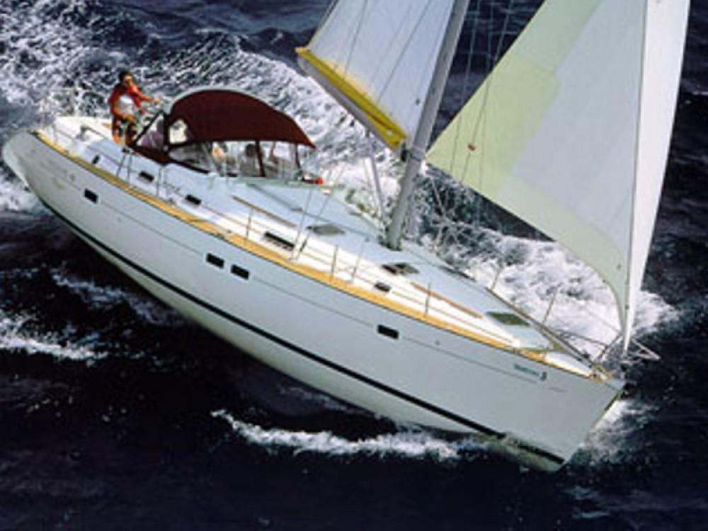 Bénéteau Oceanis 411 zwischen Privatpersonen und professionellem Anbieter Marmaris