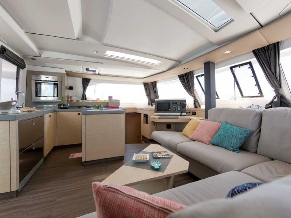 Yacht-Charter in Marmaris - Fountaine Pajot Saona 47 auf SamBoat