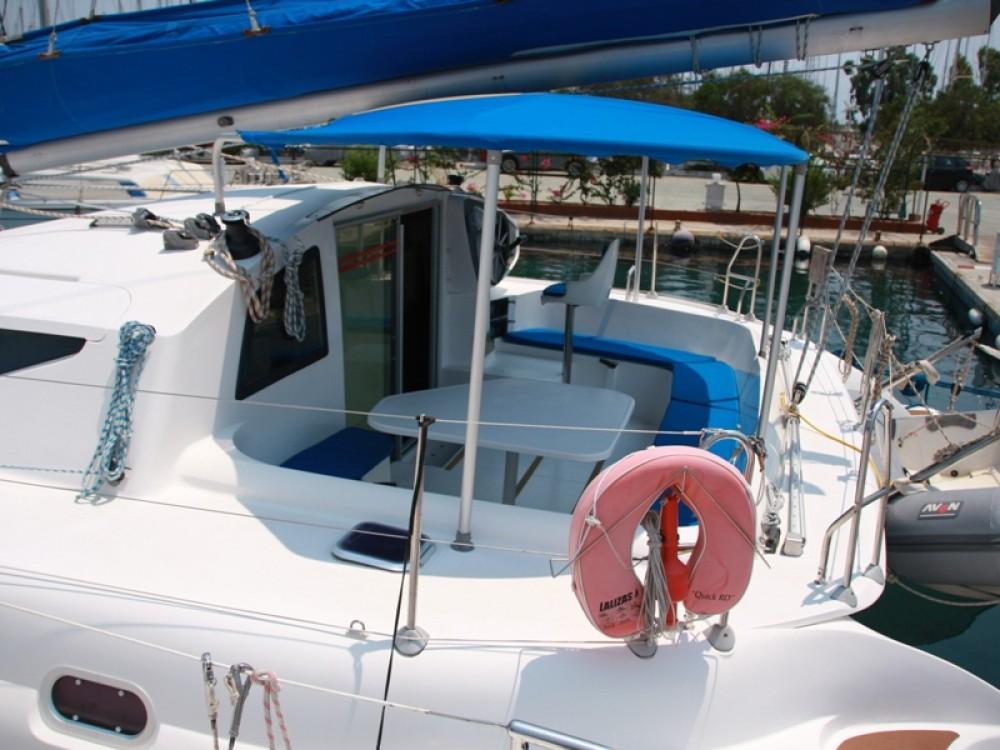 Yacht-Charter in Marmaris - Fountaine Pajot Athena 38 auf SamBoat