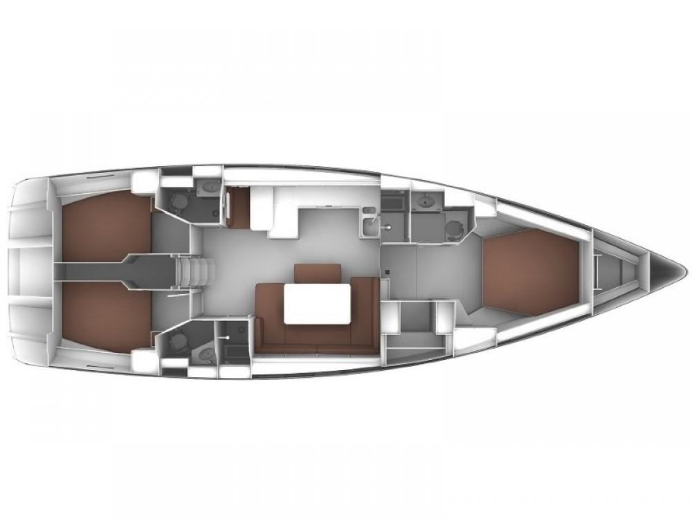 Bootsverleih Bavaria Bavaria 51 Cruiser Marmaris Samboat