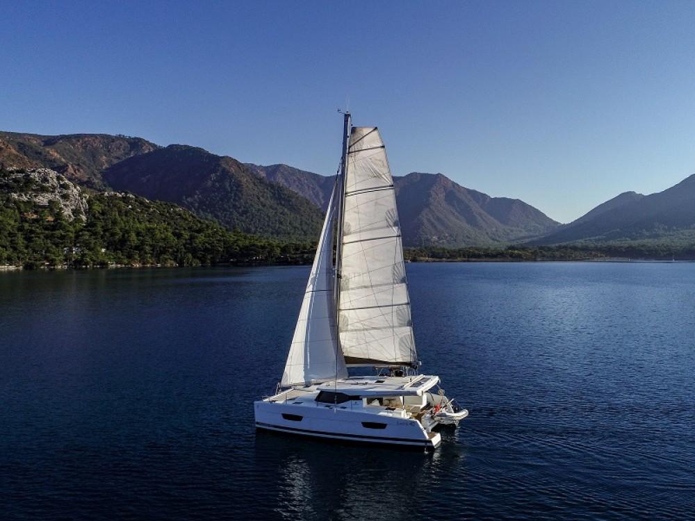 Bootsverleih Fountaine Pajot Lucia 40 Marmaris Samboat