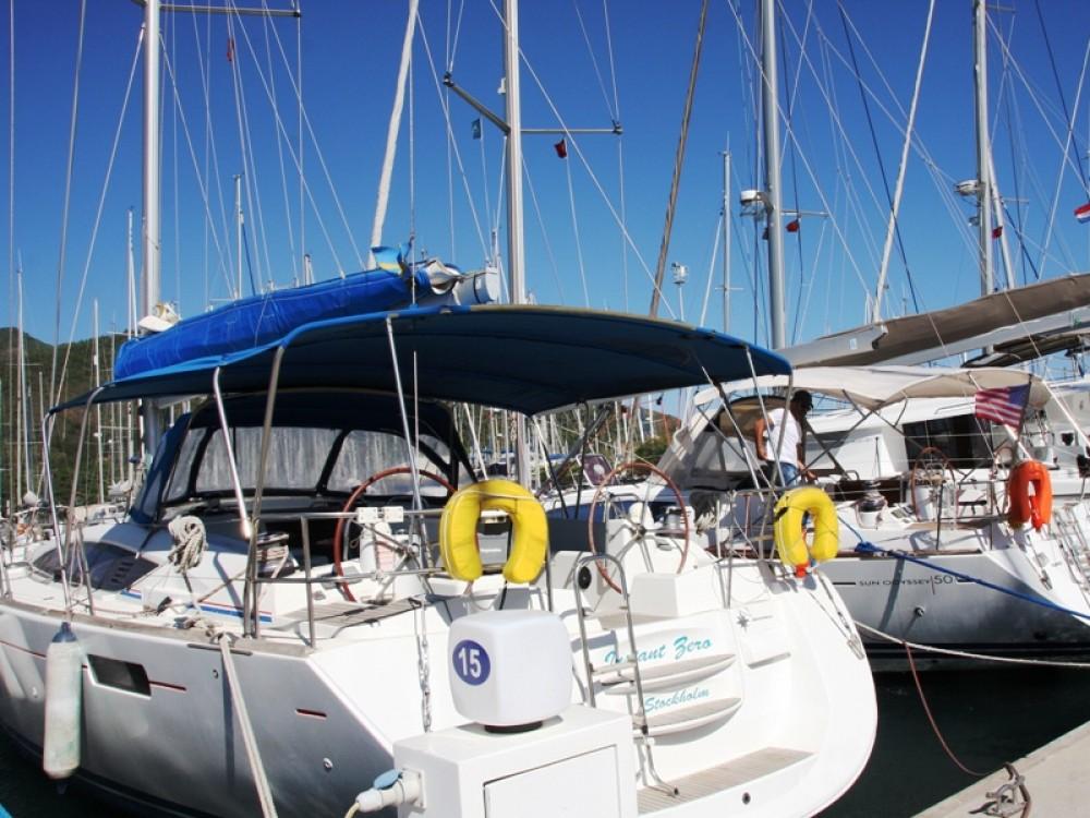 Bootsverleih Jeanneau Jeanneau 53 Marmaris Samboat