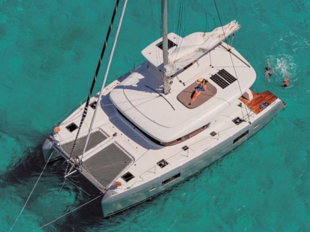 Yacht-Charter in Álimos - Lagoon Lagoon 42 auf SamBoat