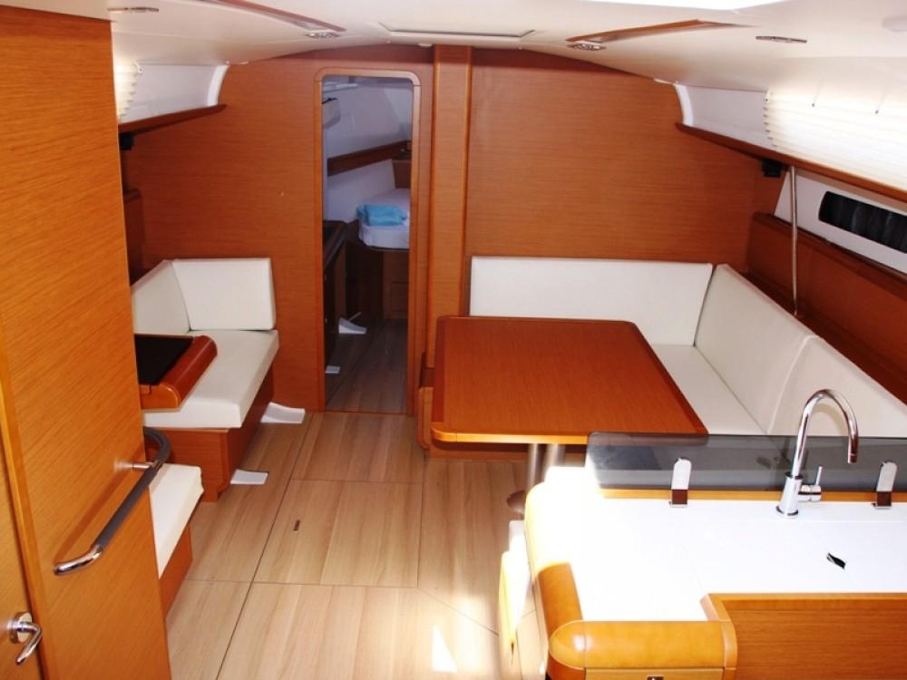Bootsverleih Jeanneau Sun Odyssey 439 Marmaris Samboat