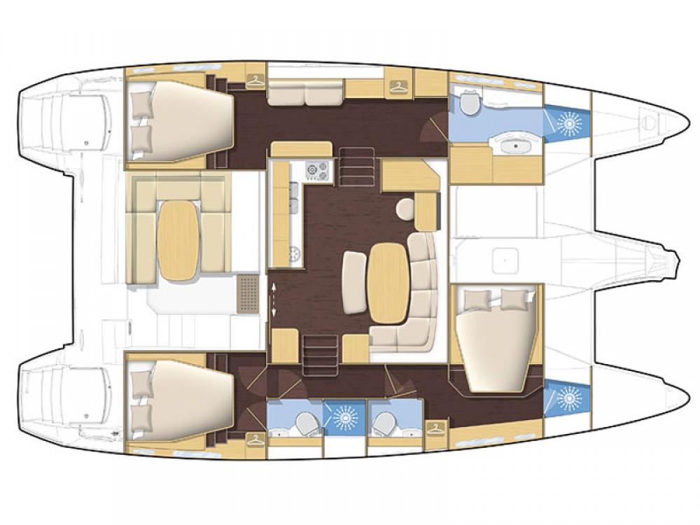 Bootsverleih Lagoon Lagoon 421 Marmaris Samboat