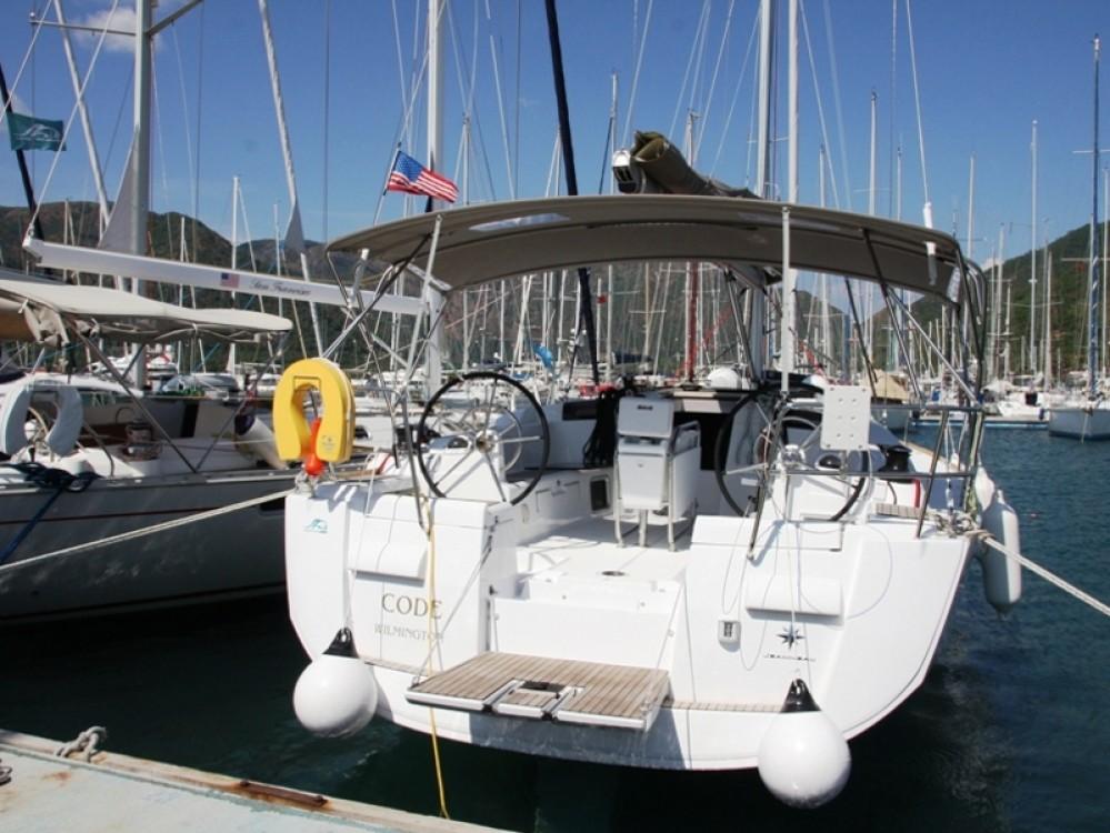 Yacht-Charter in Marmaris - Jeanneau Sun Odyssey 439 auf SamBoat