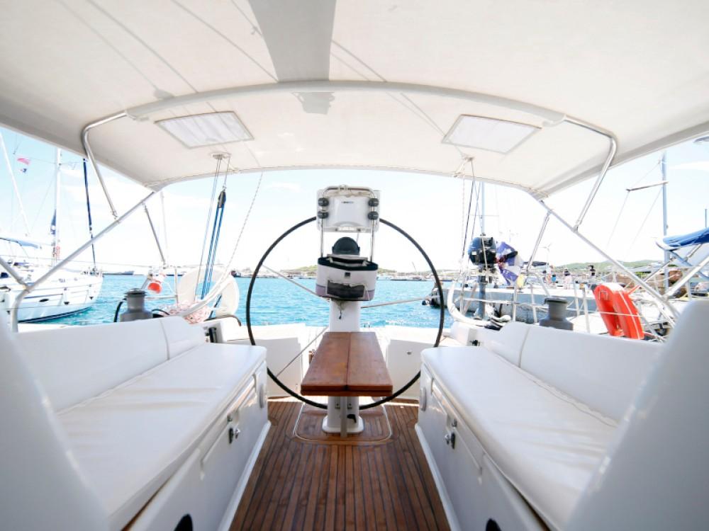 Segelboot mit oder ohne Skipper Hanse mieten in Álimos