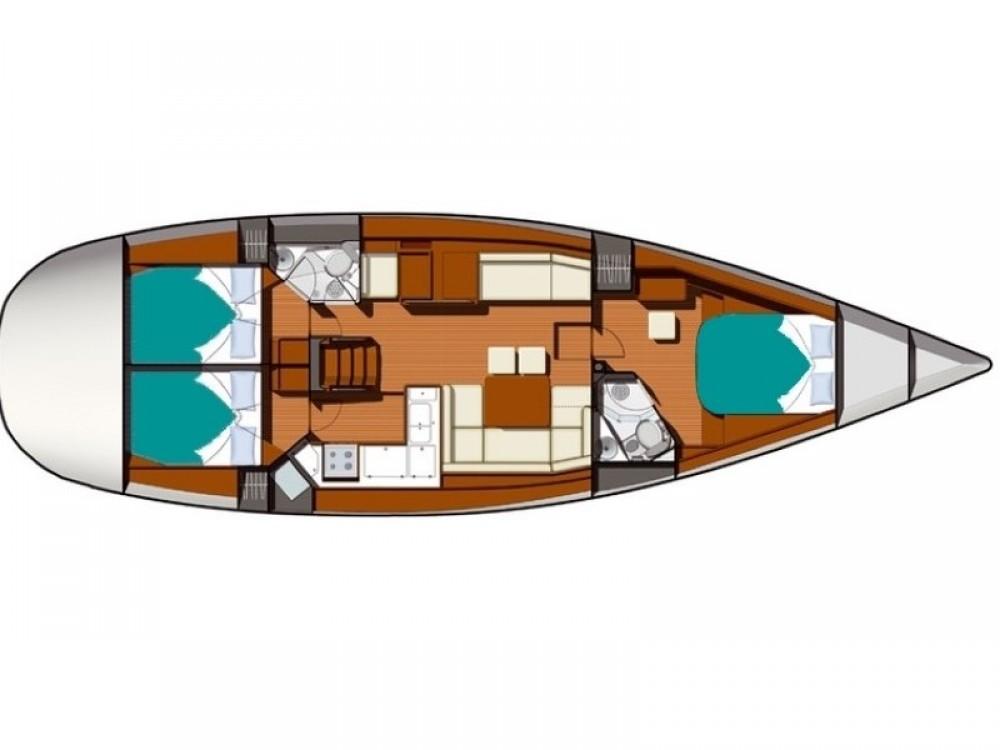 Bootsverleih Jeanneau Sun Odyssey 50 DS Marmaris Samboat