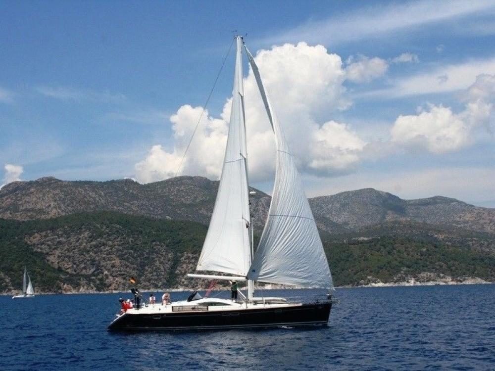 Yacht-Charter in Marmaris - Jeanneau Sun Odyssey 50 DS auf SamBoat