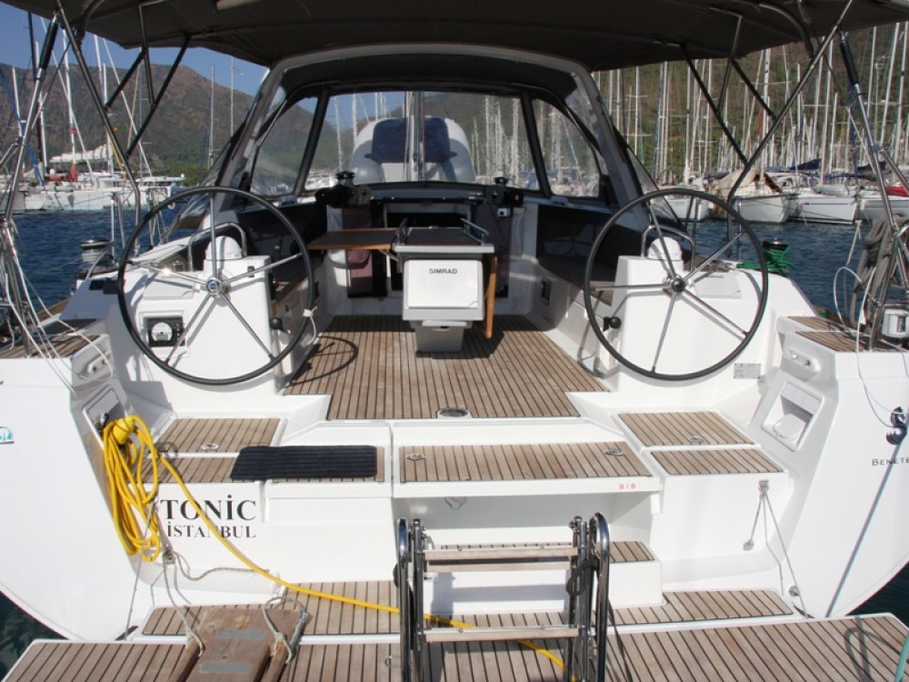 Segelboot mit oder ohne Skipper Bénéteau mieten in Marmaris