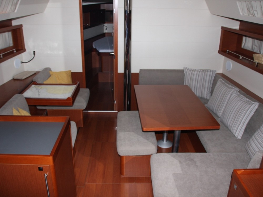 Segelboot mieten in Marmaris - Bénéteau Oceanis 45