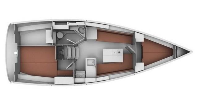 Yacht-Charter in Caorle - Bavaria Bavaria 32 Cruiser auf SamBoat