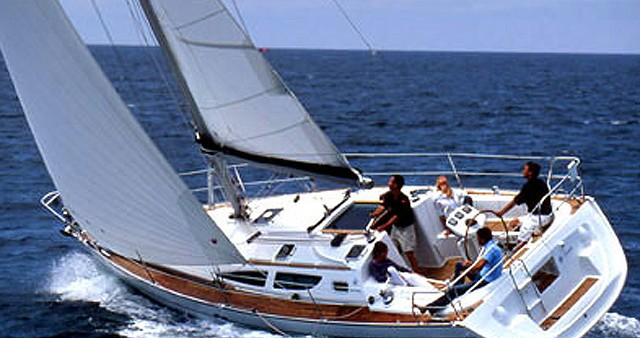 Segelboot mieten in Caorle - Jeanneau Sun Odyssey 35