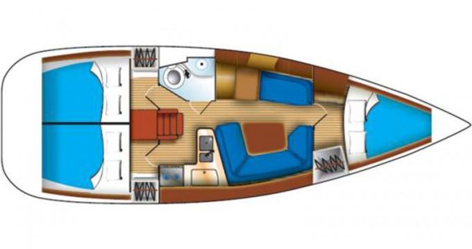 Bootsverleih Jeanneau Sun Odyssey 35 Caorle Samboat