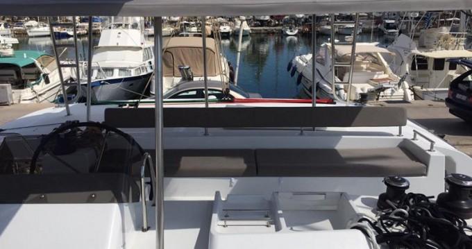 Bootsverleih Lagoon Lagoon 450 F Athen Samboat