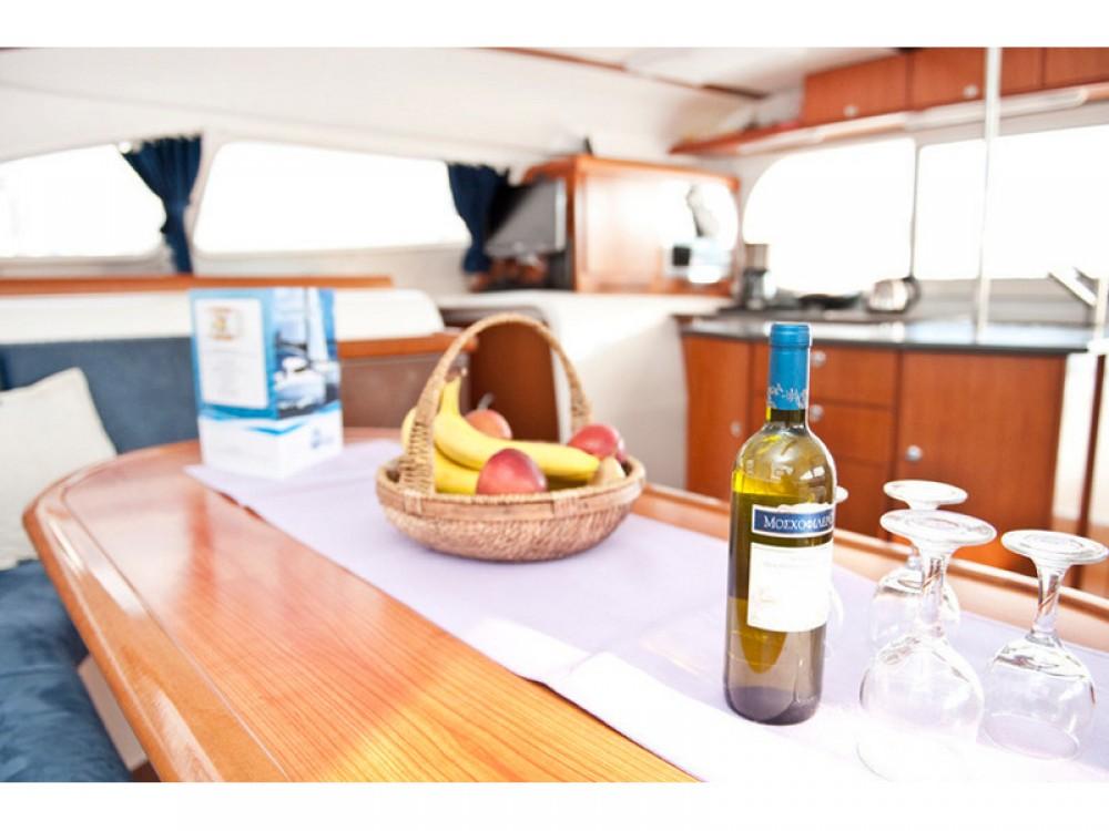 Katamaran mit oder ohne Skipper Nautitech mieten in Álimos