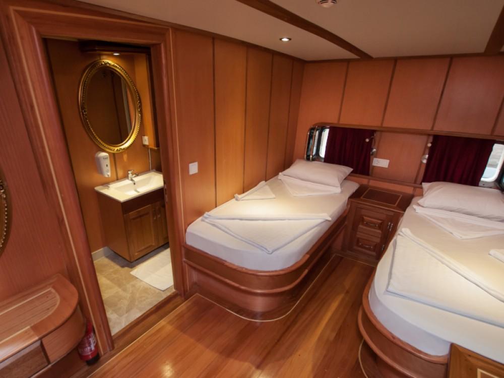 Yacht-Charter in Fethiye -  Gulet- Tersane 8 auf SamBoat