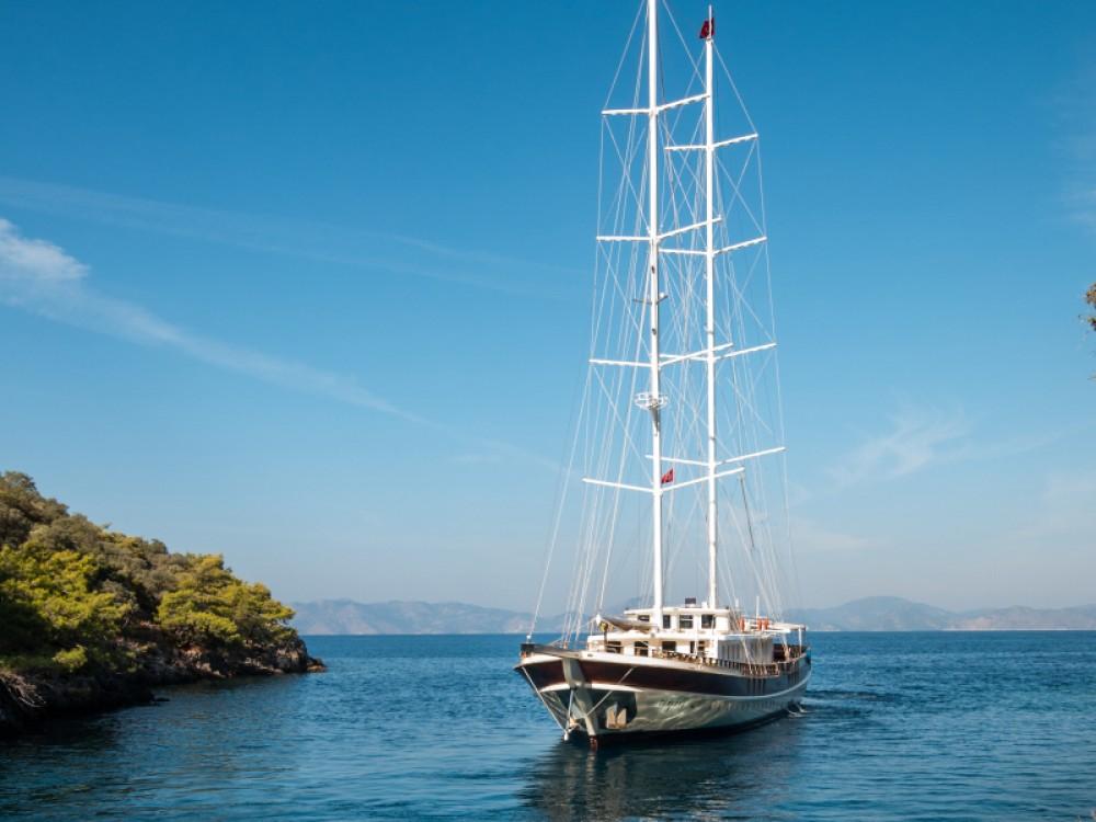 Segelboot mieten in Fethiye -  Gulet- Tersane 8