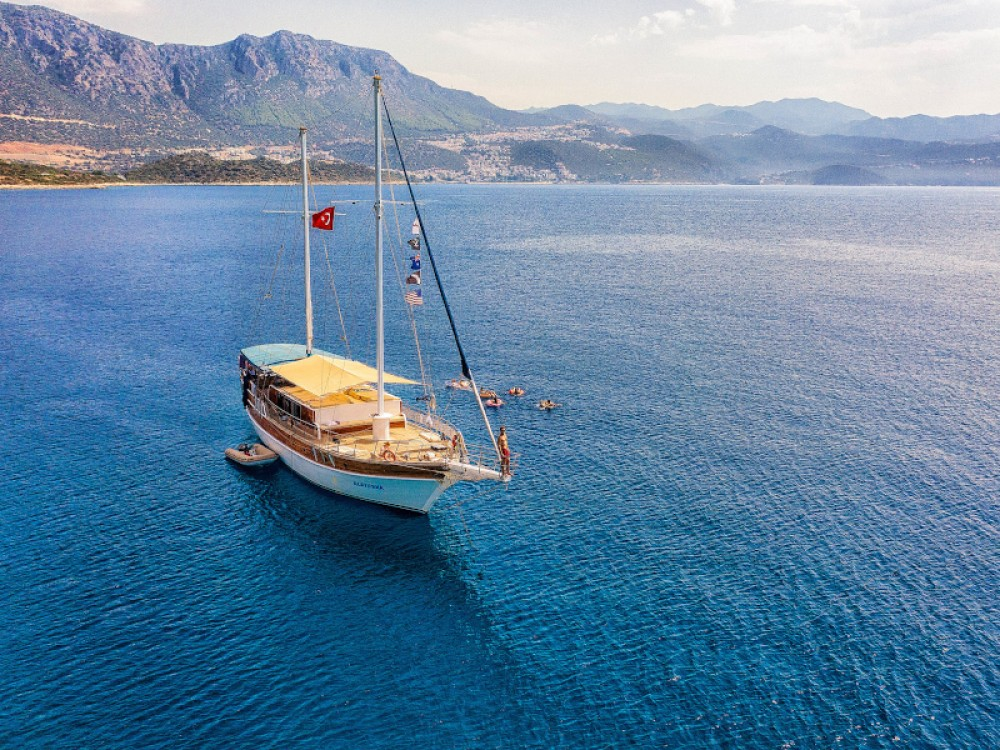 Yacht-Charter in Fethiye -  Gulet- Alaturka 1 auf SamBoat