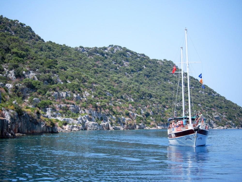 Segelboot mit oder ohne Skipper  mieten in Fethiye