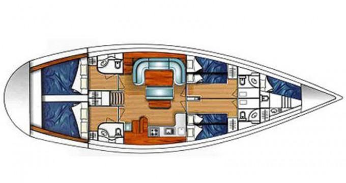 Bootsverleih Ocean Ocean Star 51.2 Piräus Samboat