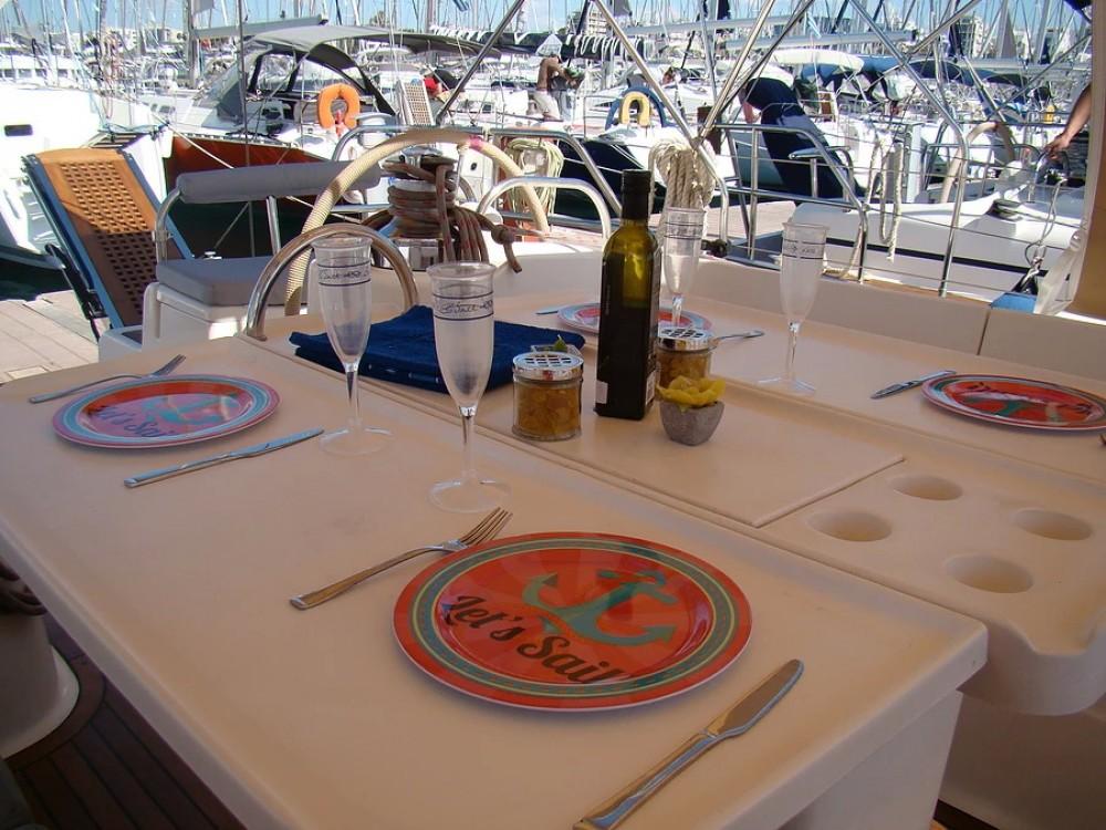 Yacht-Charter in Attika - Ocean Ocean Star 51.2 auf SamBoat
