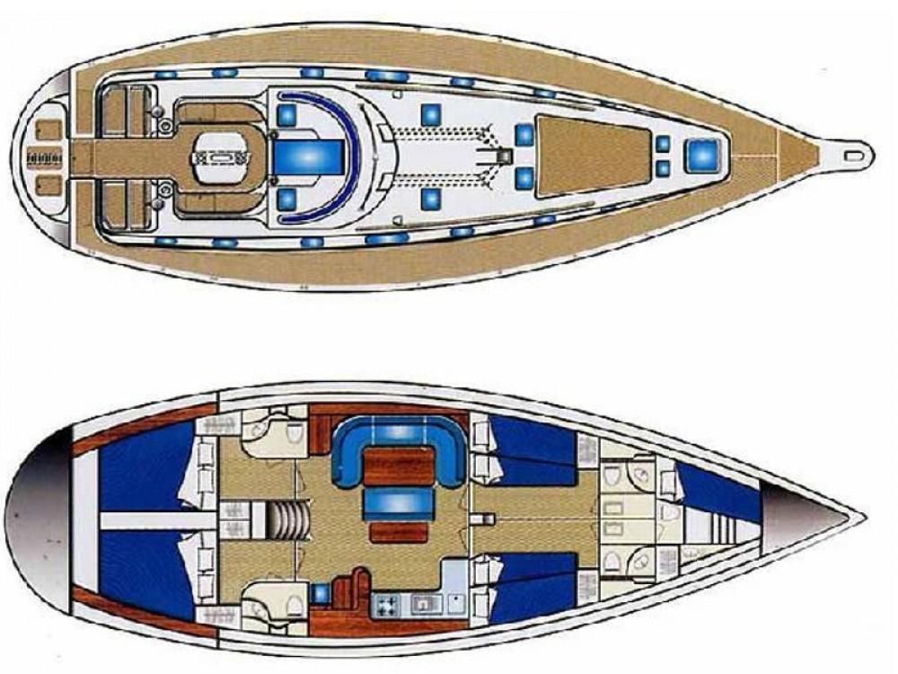Bootsverleih Ocean Ocean Star 51.2 Attika Samboat