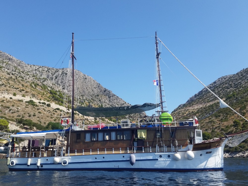 Yacht-Charter in  -  Gulet auf SamBoat