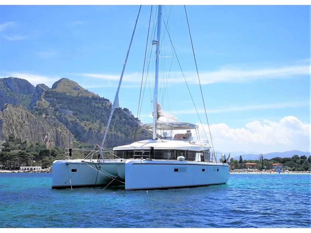 Katamaran mit oder ohne Skipper Lagoon mieten in Cannigione