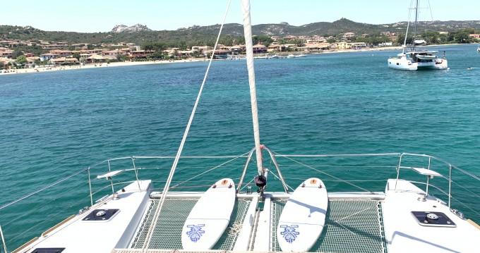 Yacht-Charter in Cannigione di Arzachena - Lagoon Lagoon 52 auf SamBoat