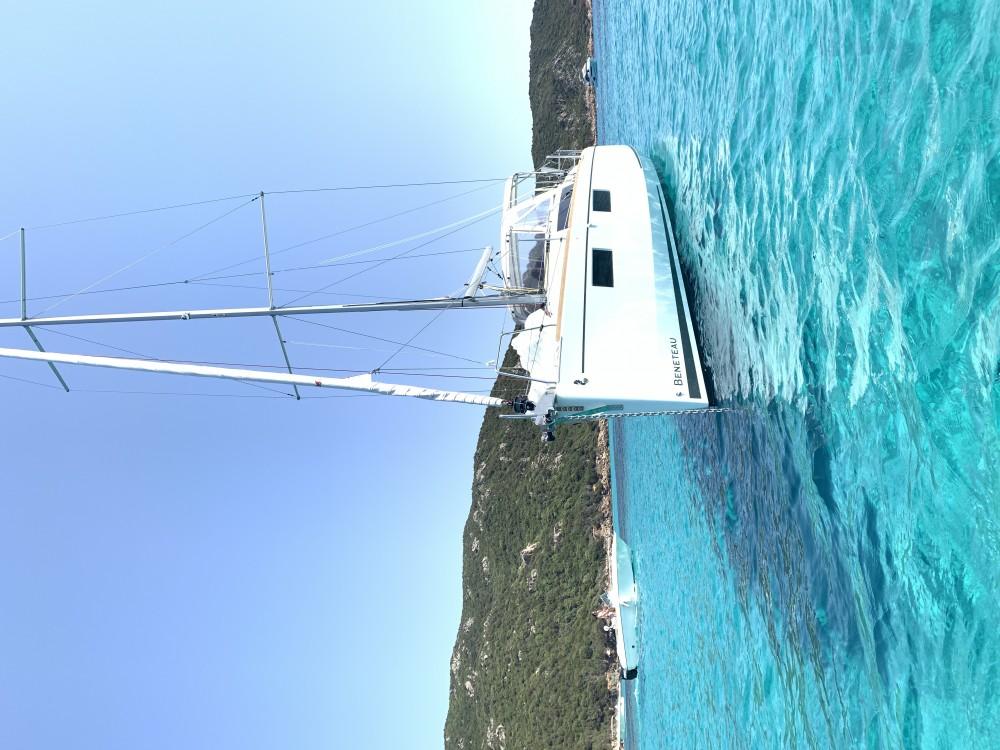Bootsverleih Cannigione günstig Oceanis 35.1