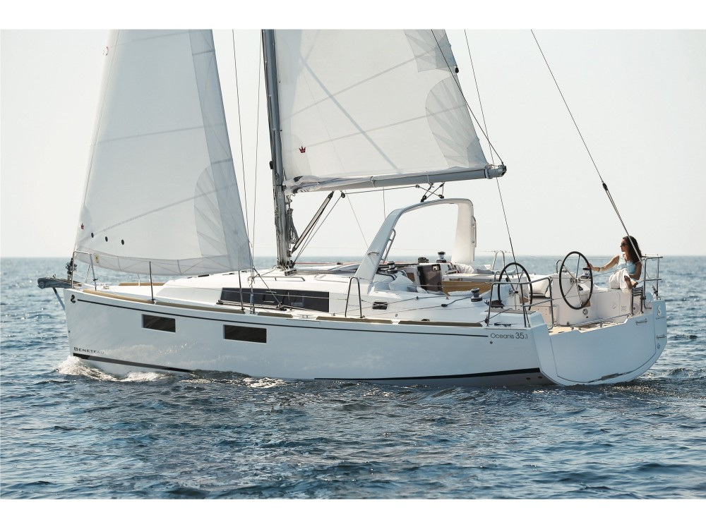 Bootsverleih Bénéteau Oceanis 35.1 Cannigione Samboat