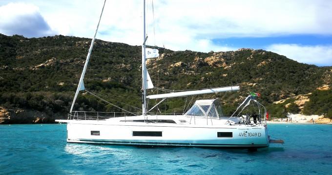 Bootsverleih Bénéteau Oceanis 46.1 Cannigione di Arzachena Samboat