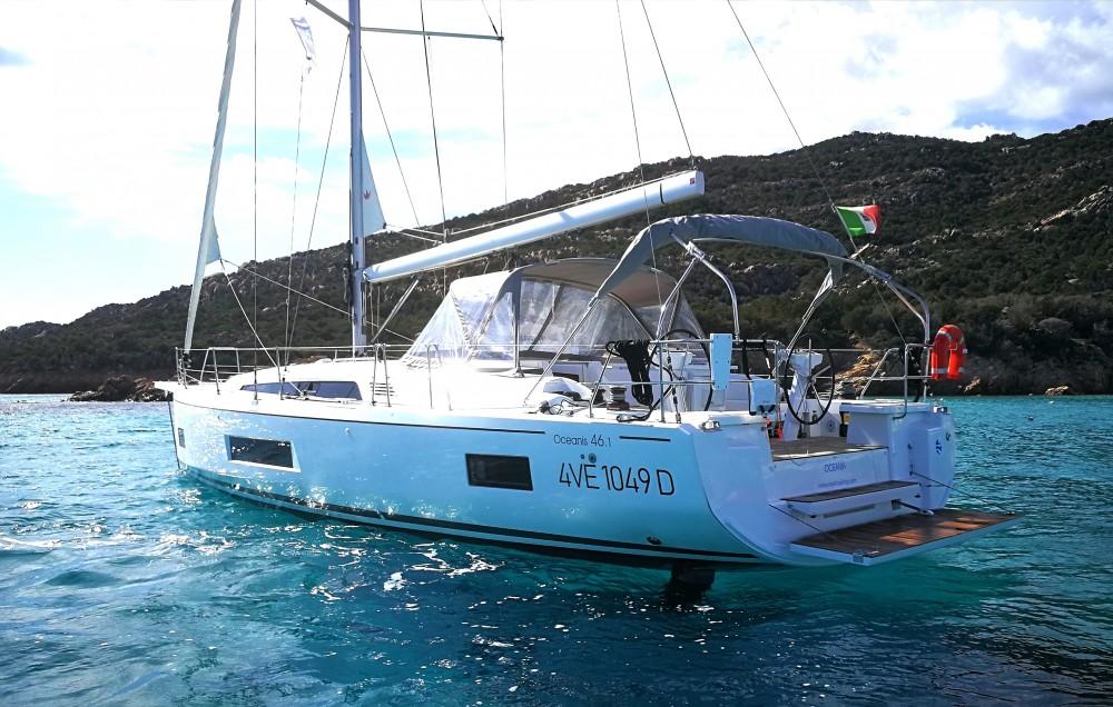 Segelboot mieten in Alzachèna/Arzachena zum besten Preis