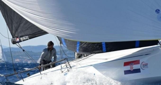 Ein  ClubSwan 36 mieten in Split