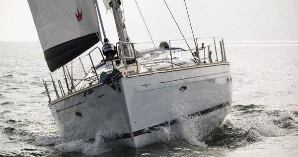 Bootsverleih Lefkas Marina günstig Bavaria 50