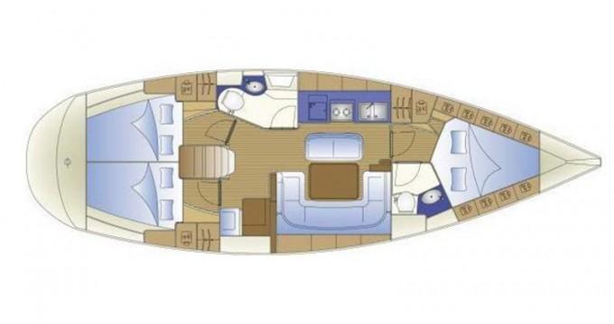 Segelboot mieten in Kavala - Bavaria Bavaria 41
