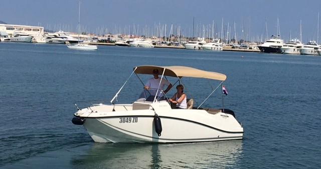 Bootsverleih Quicksilver Quicksilver Activ 555 Sukošan Samboat